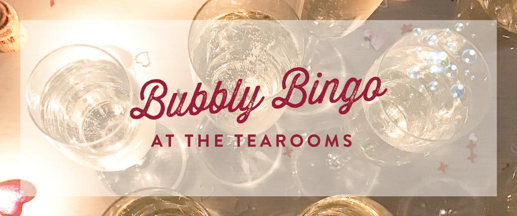 Bubbly Bingo | An Evening of Prosecco, Fun and BINGO