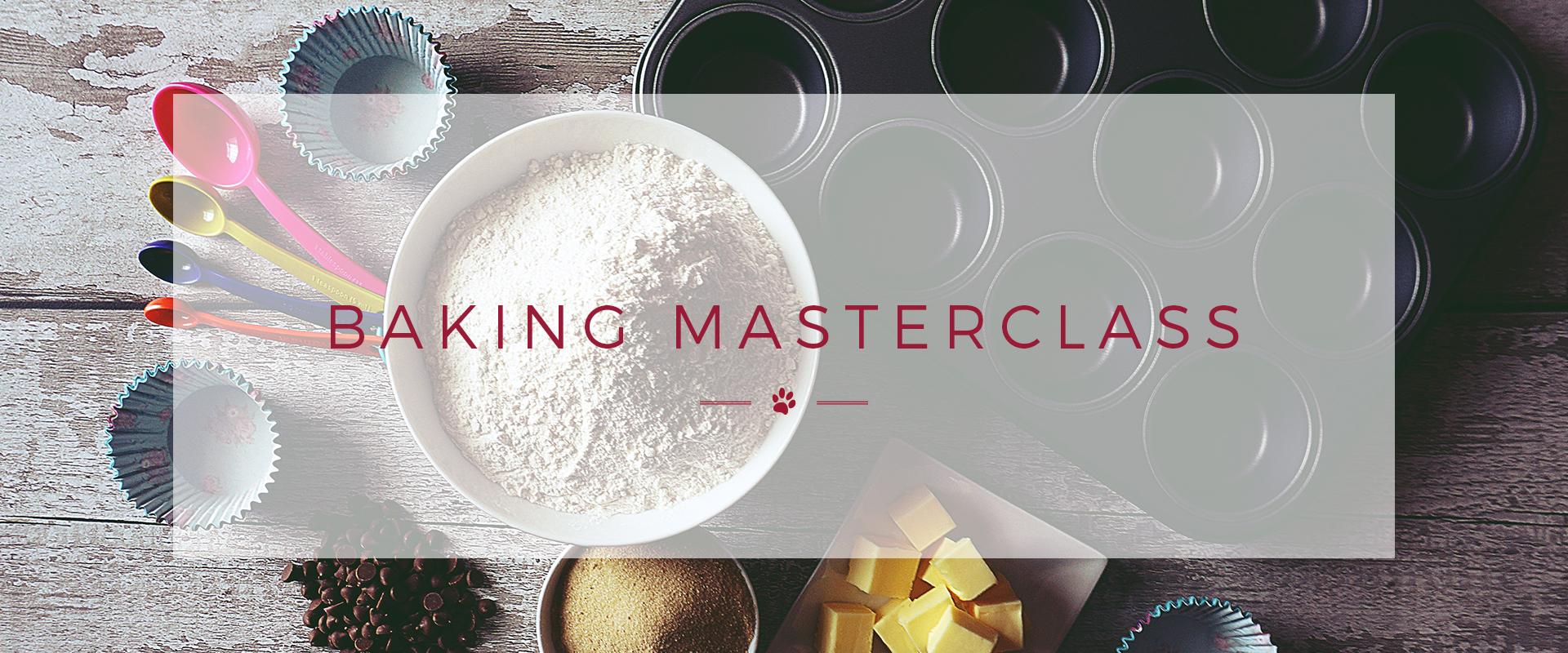 Baking masterclass at the Tearooms Flintshire